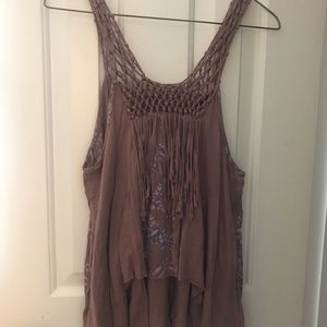 FREE PEOPLE Hippie Tank